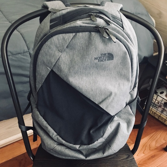 3b4996764 The North Face Isabella Backpack in Gray Heather
